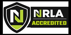 NRLA Accreditation Logo